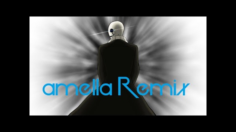[Undertale] Gasters Finale (amella Remix) - Animation [WO INTRO]