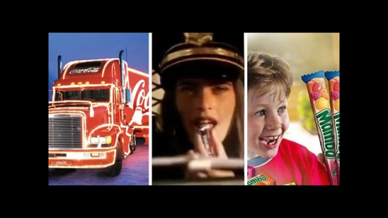 Лучшая реклама 90 х подборка Самые яркие и популярные рекламные ролики 90 х