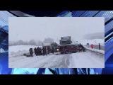 ДТП на трассе Кемерово Ленинск Кузнецкий