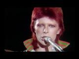 David Bowie - Space Oddity - live 1973 (new edit) 1980 Floor Show
