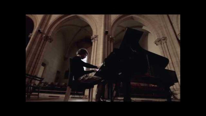 David Fray records Chopin: Farewell Waltz Op.69 in A-Flat Major