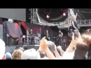 Sixx A M Life Is Beautiful w Disturbed Drummer Mike Wengren LIVE River City Rockfest 5 29 16
