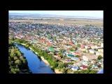 Красный Яр Самарская область с высоты
