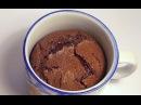 Шоколадный Десерт Фондан кулинарный видео рецепт