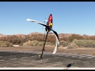 Alan Szabo Jr. ALIGN Trex 700X Las Vegas Fun Fly 2017