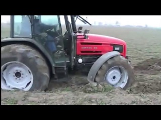 ТОП 5 Сумасшедших Тракторов - Опасные Трюки /// TOP 5 MOST Mad Crazy Tractors - Dangerous Tricks
