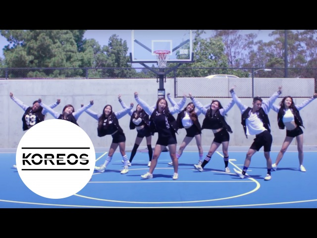 Koreos 트와이스 TWICE CHEER UP Dance Cover