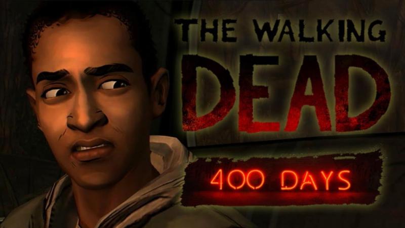 The Walking Dead: 400 Days 4 - Рассел