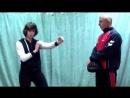Вин Чун кунг-фу: урок 4 (Вертикальный удар кулаком)
