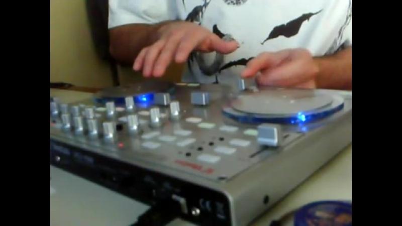Albertos Man - VESTAX VCI-100 hip-hop Scratch