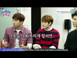 [VK] 17.10.2016 U-KISS (Hoon) show ' Idol's Fortune, God of Fortune' part 1 @ MBC Nimdle (рус саб)