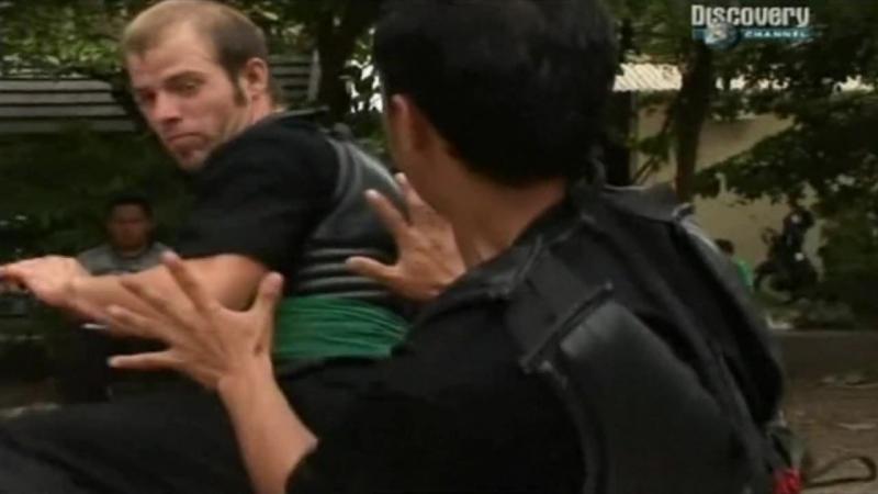 Тайны боевых искусств 5: Пенчак-силат - Индонезия