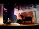 "Р. Гальяно ""Танго для Клод"". Исп.: В. Калинин, А. Захурко"