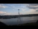 Канатная дорога через Волгу г. Бор - Нижний Новгород