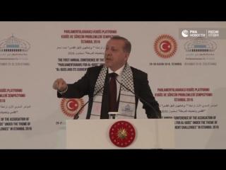 Эрдоган: мы вторглись в Сирию, чтобы свергнуть тирана Асада! 29.11.16