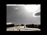 Нибиру маскируется в небе Италии. Аннунаки отлаживают светоискажающую маскировку Нибиру ?