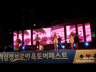 OctoberFest in Korea #octoberfest # korea#saxofon#club sax #clubmusic