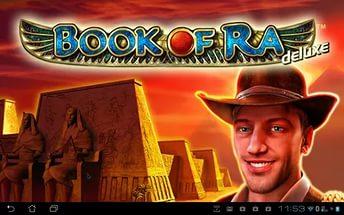 Принцип победы в игре BOOK OF RA DELUXE