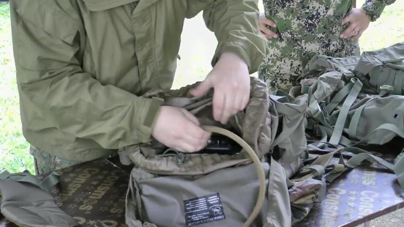 Союзспецоснащение Обзор рюкзаков АТАКА
