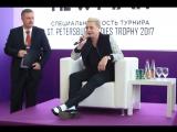 Пресс-конференция певца Джона Ньюмана. Прямая трансляция