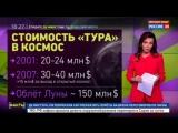 Заветная мечта Киева, радиоактивный йод и Вокруг Луны на корабле Факты