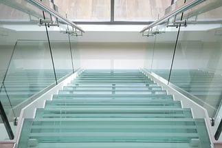 Виды стеклянных конструкций