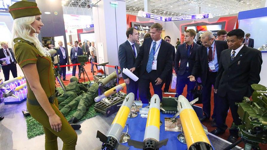 Armija-Nemzetközi haditechnikai fórum és kiállítás HC28NAntipg