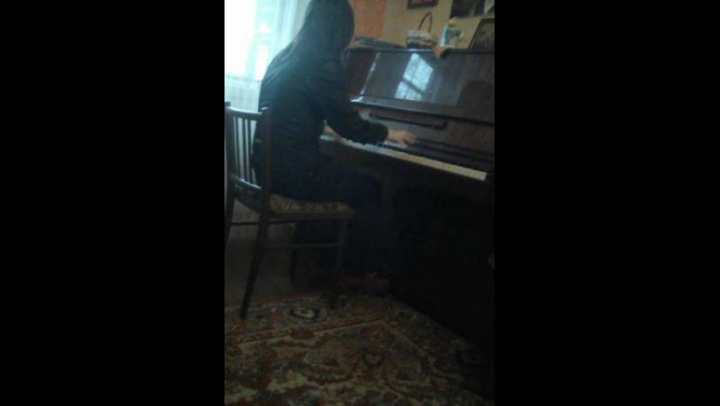 Rammstein-Rosenrot(piano cover)