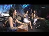 Корейские девушки исполняют Миллион алых роз, Песня с чувствами завоевавшие весь мир