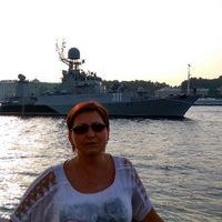 Рисунок профиля (Галина Рослякова)