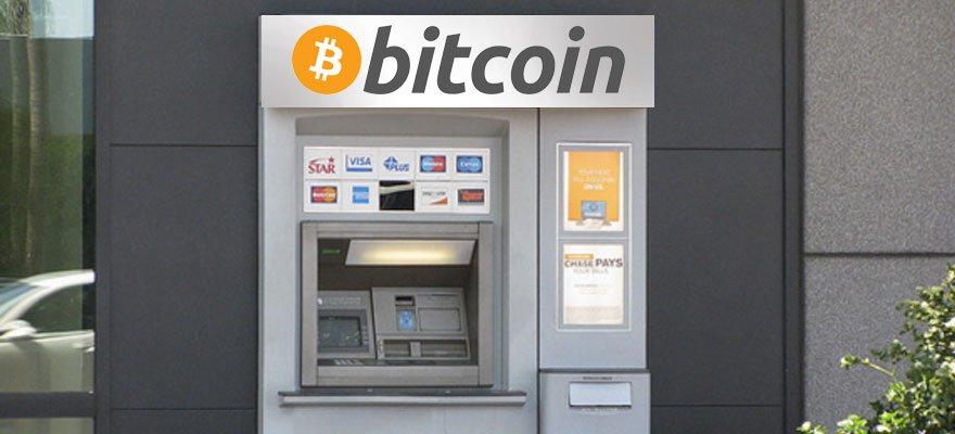 Новые Биткоин Банкомат