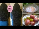 Onion Amla Hair Oil - i don't believe i have long thick hair now, regrow hair from roots