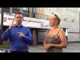 Видеоинтервью с Аркадием Белозовским. На жестовом языке с субтитрами