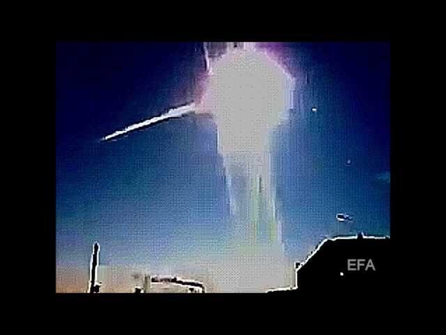 Тайна Челябинского Метеорита 2-я часть (Неофициальный анализ видеоматериалов)