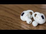 Samsungs Gear IconX wireless earbuds