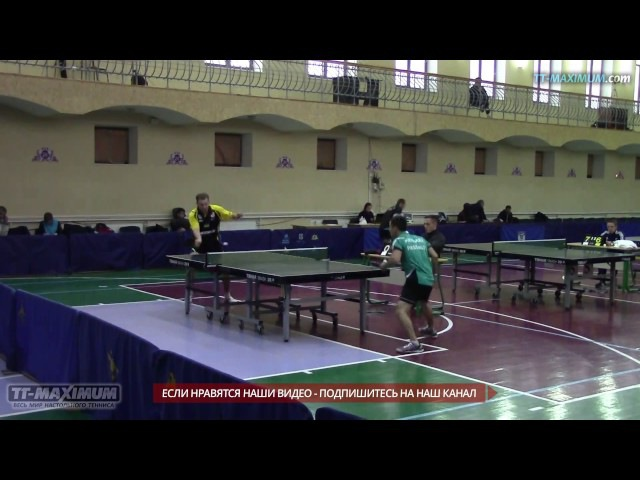 Зохид Кенжаев / Zohid Kenjaev на Суперлиге КЧУ 2й тур, 2016-11