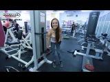 Упражнения для плеч. Как накачать красивый верх. Бодибилдинг упражнения и фитнес тренировки.