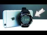Эти СМАРТ ЧАСЫ Работают Год Без Зарядки!! Smart Watch SKMEI 1227