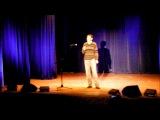 Виктор Иванов исполняет стихотворение Александра Галича
