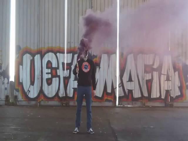 Цветной дым Mr Smoke1 Фиолетовый