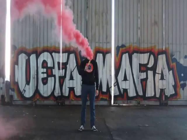 Цветной дым Mr Smoke1 Розовый