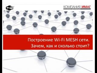 Wi-Fi MESH сеть: зачем, как и сколько это стоит?