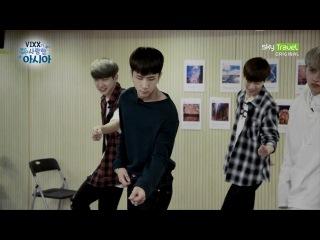[선공개] VIXX '사슬' 8배속 안무 [VIXX가 사랑한 아시아] Asia, Where VIXX Loves 1회
