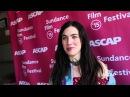 Rainey Qualley Interview - Sundance ASCAP Music Café