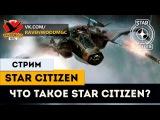 Star Citizen-Что такое Star Citizen? |СТРИМ|