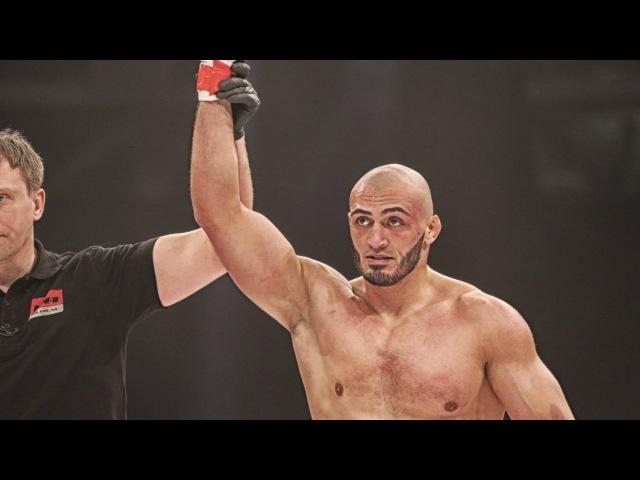 ABUKAR YANDIEV Highlights Knockouts Абукар Яндиев