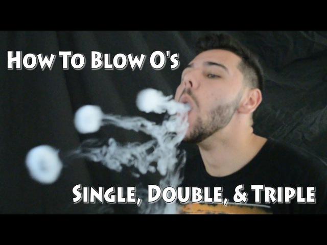 Vape Tricks Tutorial: Single, Double, Triple O's