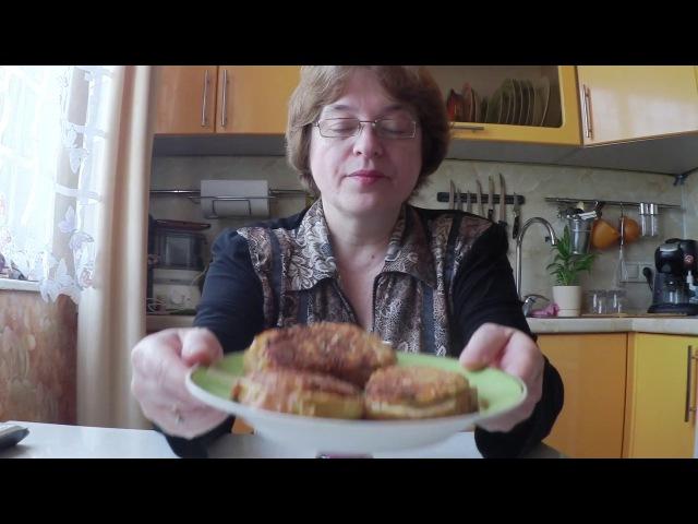 Завтрак от хороших людей Рецепт из Владивостока Обращение Бабушка 2017