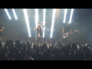 Three Days Grace Live Show @ The Theatre of Living Arts, Philadelphia, PA, USA 23/10/2012