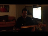 Adam Gontier Solo (Behind The Scenes web vid #1 w Tommy G)